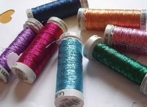 hilos para la costura